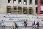 Das Berliner Stadtschloss im Rohbau (c) Foto von Susanne Haun