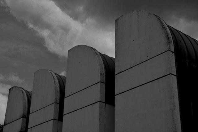 Bauhausarchiv Berlin s-w (c) Foto von M.Fanke