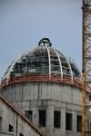 Baustelle Berliner Stadtschloss - Kuppel (c) Foto von M.Fanke