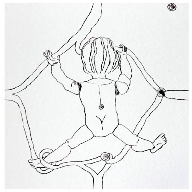 M. 1.4 (c) Zeichnung von Susanne Haun