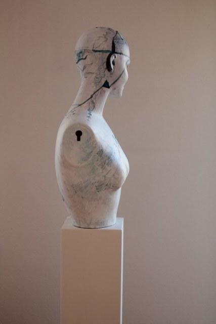 Vier Seiten - Maggie (c) Objekt von Susanne Haun