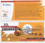 Einladung Wittenberger Kunstwege