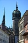 In den Straßen Wittenbergs (c) Foto von M.Fanke
