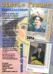 Kalender Starke Frauen 2016