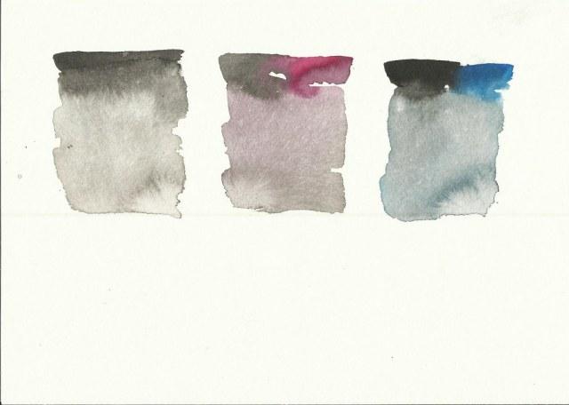 Wolf (Version 2) - 17 x 24 cm - Tusche auf Bütten (c) Zeichnung von Susanne Haun
