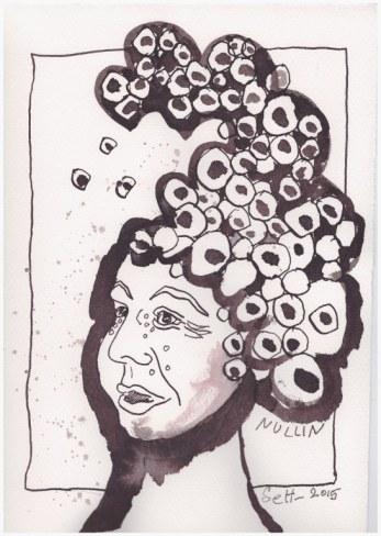 Das Jahr Null 03.12.2015 (c) Zeichnung von Susanne Haun