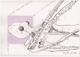 29.5 Zerstörung (c) Zeichnung von Susanne Haun