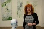 Maggie - Objekt von Susanne Haun (c) Foto von M. Fanke