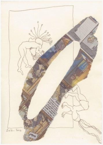 #37.3 Der Nullraum (c) Zeichnung von Susanne Haun