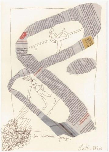 #39.3 Der Nullraum (c) Zeichnung von Susanne Haun