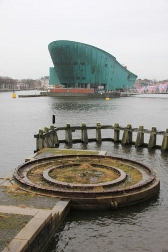 Science Center NEMO Amsterdam (c) Foto von Susanne Haun