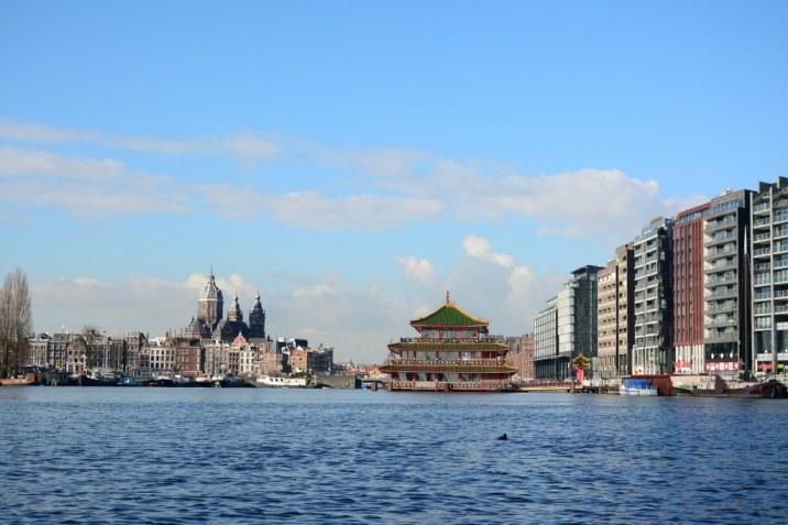 Skyline Amsterdam (c) Foto von M.Fanke
