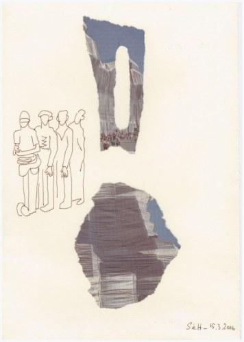#45.1 Null Osmose (c) Zeichnung von Susanne Haun