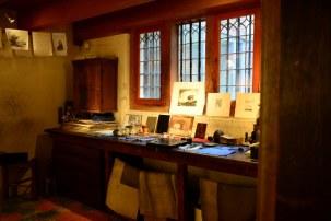 Druckwerkstatt Rembrandthaus Amsterdam (c) Foto von M.Fanke