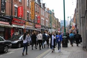 Sonntag auf der Brick Lane (c) Foto von Susanne Haun