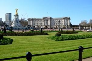 Buckingham Palace (c) Foto von M.Fanke