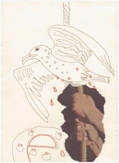 51.2 Kampf um den Nullraum (c) Zeichnung von Susanne Haun