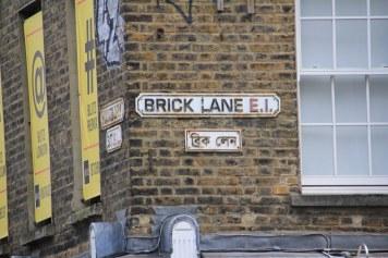 Brick Lane (c) Foto von Susanne Haun