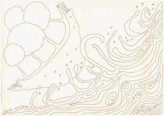 #57.5 Nullbarke (c) Zeichnung von Susanne Haun