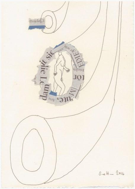 #60.1 Der Nulltunnel (c) Zeichnung von Susanne Haun