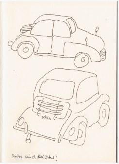 Holt (c) Zeichnung von Susanne Haun