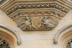 Details aus Cambridge (c) Foto von Susanne Haun