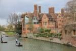 Steckkahnfahren in Cambridge (c) Foto von Susanne Haun