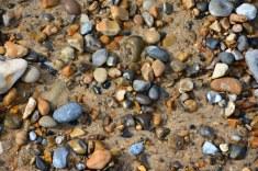 Fotos der Steine, die ich leider alle liegen lassen musste (c) Foto von M.Fanke