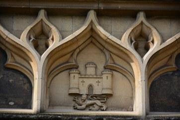 Norwich, Kathedrale der Heiligen und Ungeteilten Dreifaltigkeit (c) Foto von M.Fanke