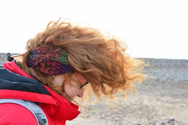 Es ist windig am Strand (c) Foto von M.Fanke