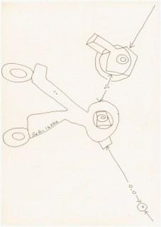 #64.1 Vermessung der Null (c) Zeichnung von Susanne Haun