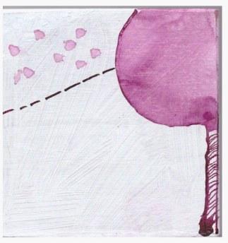 #66.1 Detail die Obszönität der Vermessung der Null (c) Glasobjekt von Susanne Haun
