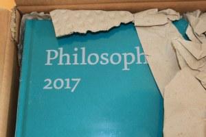 Buchkalender Philosophie 2017 - Meiner Verlag (c) Foto von Susanne Haun