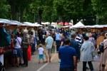 Von Anfang bis Ende ist es voll auf dem Weddingmarkt am 3. Juli 2016 (c) Foto von M.Fanke