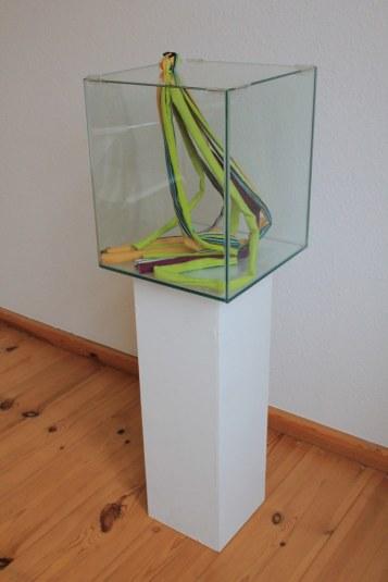 Wegschütten (c) Objekt von Susanne Haun