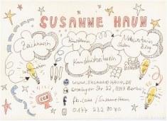 5 Kontakt Susanne Haun (c) Sketchnote Susanne Haun