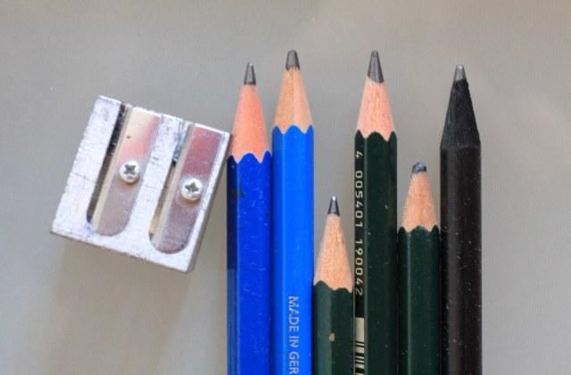 Bleistifte (c) Foto von Susanne Haun