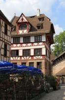 Das Albrecht Dürer Haus (c) Foto von Susanne Haun