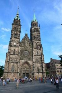 Lorenzkirche (c) Foto von M.Fanke