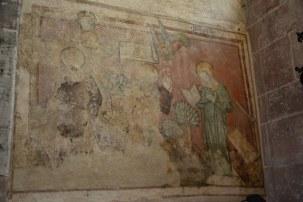 Freske in der Lorenzkirche (c) Foto von M.Fanke