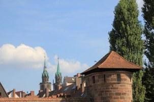 Nürnberg am Henkersteg (c) Foto von Susanne Haun