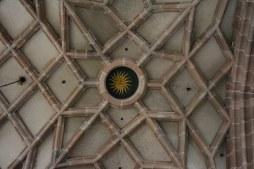 Das Fächergewölbe von St.Lorenz (c) Foto von M.Fanke