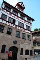 Das Albrecht Dürer Haus (c) Foto von M.Fanke
