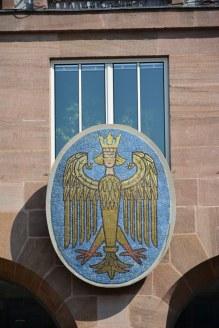 Wappen von Nürnberg (c) Foto von M.Fanke