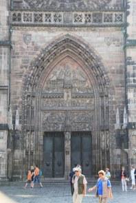 Portal Lorenzkirche (c) Foto von Susanne Haun