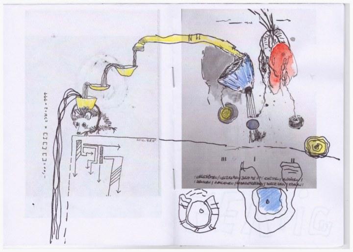 Nr. 3 - Heftchen Wegschütten - Küster und Haun S . 7