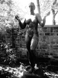 11 Im Garten des Kolbe Museums (c) Foto von M.Fanke