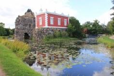 11 Insel Stein mit Villa Hamilton - Wörlitzer Gartenreich (c) Foto von Susanne Haun