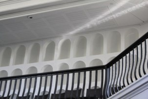 13 Ehemaliges Krematorium Wedding - silent green Kulturquartier Kuppelhalle (c) Foto von Susanne Haun