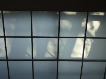 2 Lichtspiegelungen im Kolbe Museum (c) Foto von M.Fanke